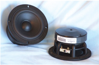 Wavecor WF120BD04 midwoofer
